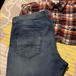 Classic fit express jeans